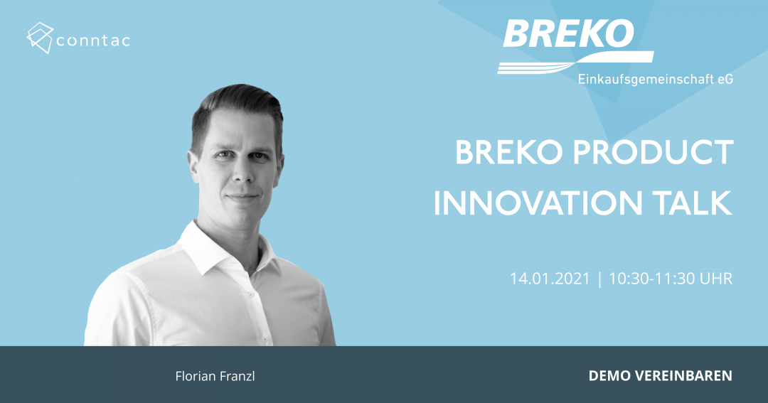 BREKO Product Innovation Talk